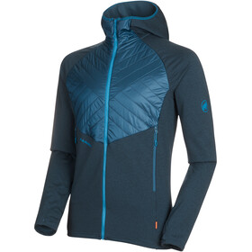 Mammut Aconcagua Light Hybrid ML Hooded Jacket Herre wing teal